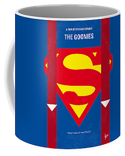 No456 My The Goonies Minimal Movie Poster Coffee Mug