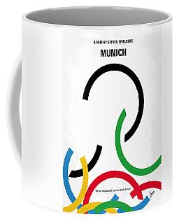 No460 My Munich Minimal Movie Poster Coffee Mug