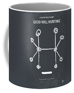 No461 My Good Will Hunting Minimal Movie Poster Coffee Mug