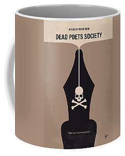 No486 My Dead Poets Society Minimal Movie Poster Coffee Mug