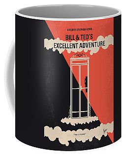No490 My Bill And Teds Excellent Adventure Minimal Movie Poster Coffee Mug