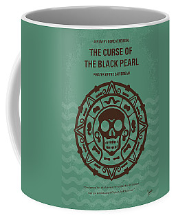 No494-1 My Pirates Of The Caribbean I Minimal Movie Poster Coffee Mug
