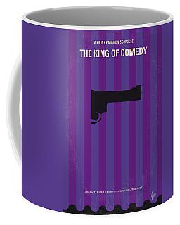 No496 My The King Of Comedy Minimal Movie Poster Coffee Mug
