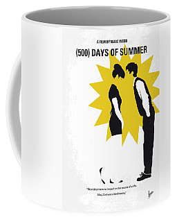 No500 My 500 Days Of Summer Minimal Movie Poster Coffee Mug