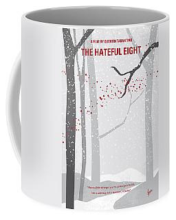 No502 My Hateful Eight Minimal Movie Poster Coffee Mug