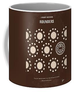 No503 My Rounders Minimal Movie Poster Coffee Mug