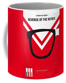 No504 My Revenge Of The Nerds Minimal Movie Poster Coffee Mug