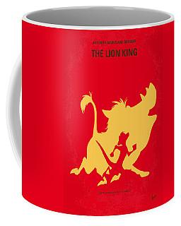 No512 My The Lion King Minimal Movie Poster Coffee Mug