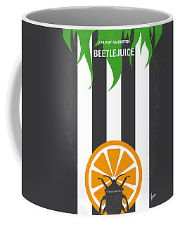 No531 My Beetlejuice Minimal Movie Poster Coffee Mug
