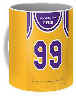 No533 My Fletch Minimal Movie Poster Coffee Mug