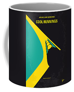 No538 My Cool Runnings Minimal Movie Poster Coffee Mug
