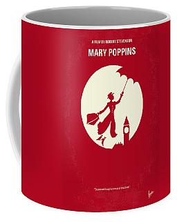 No539 My Mary Poppins Minimal Movie Poster Coffee Mug