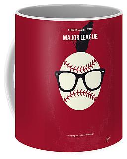 No541 My Major League Minimal Movie Poster Coffee Mug
