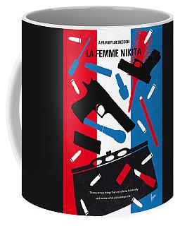 No545 My La Femme Nikita Minimal Movie Poster Coffee Mug