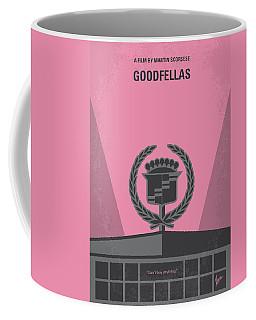 No549 My Goodfellas Minimal Movie Poster Coffee Mug