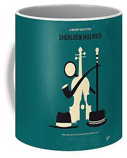 No555 My Sherlock Holmes Minimal Movie Poster Coffee Mug