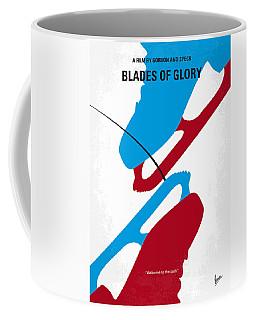 No562 My Blades Of Glory Minimal Movie Poster Coffee Mug