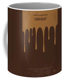 No567 My Chocolat Minimal Movie Poster Coffee Mug