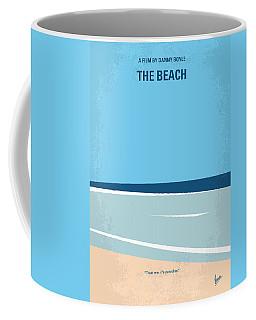 No569 My The Beach Minimal Movie Poster Coffee Mug