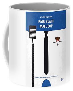 No579 My Paul Blart Mall Cop Minimal Movie Poster Coffee Mug