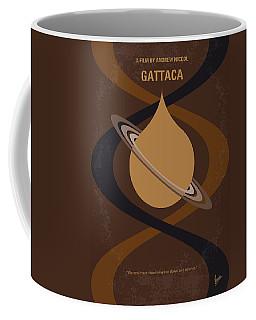 No588 My Gattaca Minimal Movie Poster Coffee Mug
