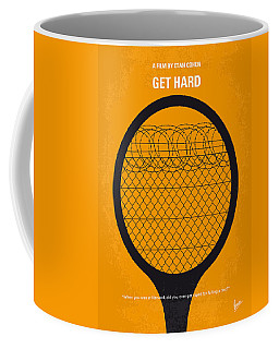 No594 My Get Hard Minimal Movie Poster Coffee Mug