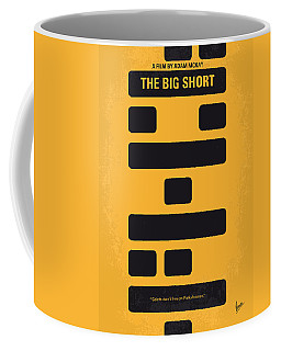 No622 My The Big Short Minimal Movie Poster Coffee Mug