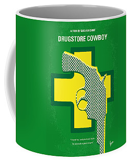 No628 My Drugstore Cowboy Minimal Movie Poster Coffee Mug