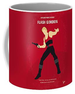 No632 My Flash Gordon Minimal Movie Poster Coffee Mug