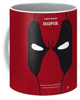 No639 My Deadpool Minimal Movie Poster Coffee Mug