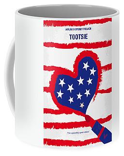 No646 My Tootsie Minimal Movie Poster Coffee Mug