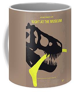 No672 My Night At The Museum Minimal Movie Poster Coffee Mug