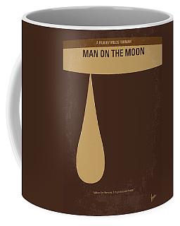 No675 My Man On The Moon Minimal Movie Poster Coffee Mug