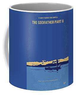 No686-2 My Godfather II Minimal Movie Poster Coffee Mug