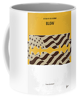 No693 My Blow Minimal Movie Poster Coffee Mug