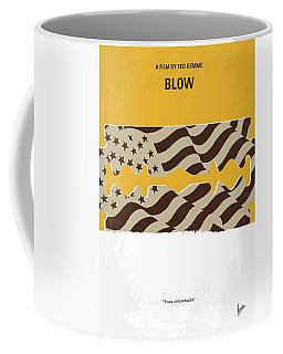 No693 My Blow Minimal Movie Poster Coffee Mug