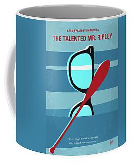 No694 My The Talented Mr Ripley Minimal Movie Poster Coffee Mug