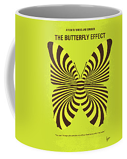 No697 My The Butterfly Effect Minimal Movie Poster Coffee Mug