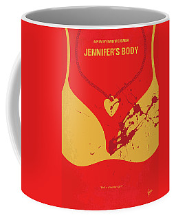 No698 My Jennifers Body Minimal Movie Poster Coffee Mug