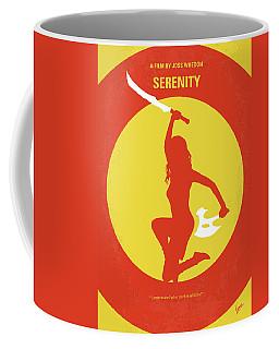 No722 My Serenity Minimal Movie Poster Coffee Mug
