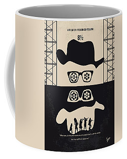 No731 My 8 1 2 Minimal Movie Poster Coffee Mug