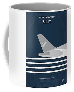 No754 My Sully Minimal Movie Poster Coffee Mug