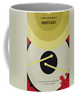 No761 My Whiplash Minimal Movie Poster Coffee Mug