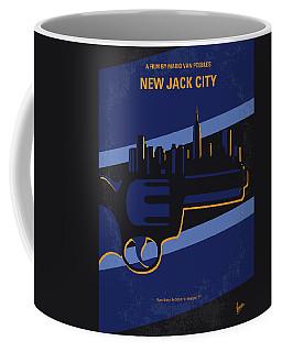 No762 My New Jack City Minimal Movie Poster Coffee Mug