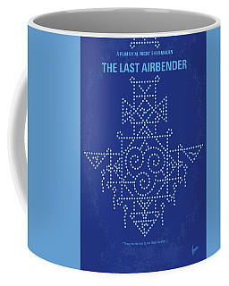Coffee Mug featuring the digital art No764 My The Last Airbender Minimal Movie Poster by Chungkong Art