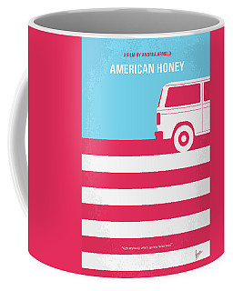 No786 My American Honey Minimal Movie Poster Coffee Mug