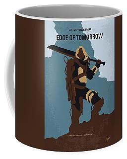 No790 My Edge Of Tomorrow Minimal Movie Poster Coffee Mug
