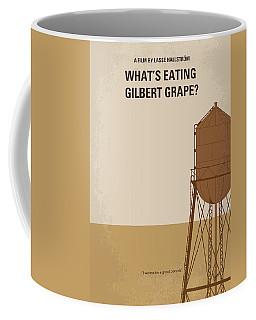 No795 My Whats Eating Gilbert Grape Minimal Movie Poster Coffee Mug