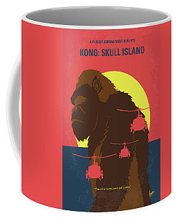 No799 My Skull Island Minimal Movie Poster Coffee Mug