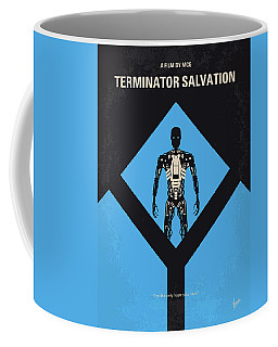 No802-4 My The Terminator 4 Minimal Movie Poster Coffee Mug